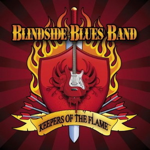 Blindside Blues Band - Keepers Of The Flame (2008)