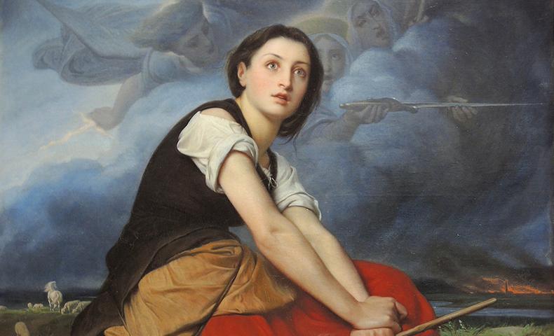 Почему Жанна д'Арк добровольно пошла на смерть?