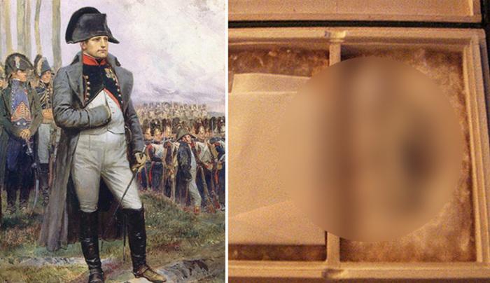 История украденной части тела Наполеона.